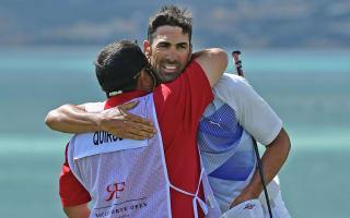 Quiros ends title drought despite blowing seven-shot lead