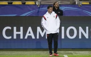 Benfica prepared for Dortmund onslaught - Rui Vitoria