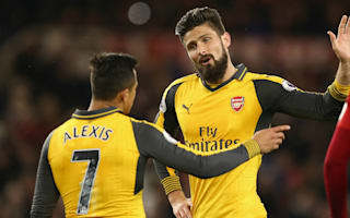 Wenger proud of anxious Arsenal's fighting spirit