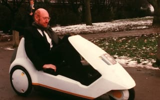 Sinclair C5 is voted biggest gadget disaster of all time