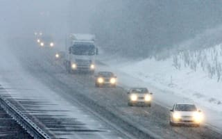 10 Top Winter Driving Tips