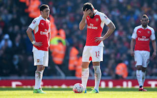 Arsenal play like a small team, says Gomes