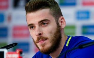 De Gea starts for Spain