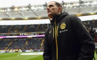I deserve criticism if Dortmund's players do - Tuchel