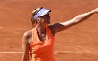 Sharapova makes Wimbledon qualifiers, insists she had no idea
