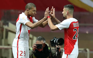 Rampant Monaco thrash Rennes to leave Jardim delighted