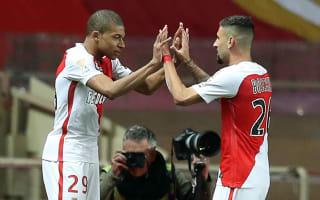 Rampant Monaco thrash Rennes to leave Jardim delighted