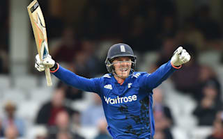 Rampant Roy ensures England seal series