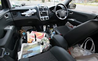 Motorists could be fined for littering from their cars