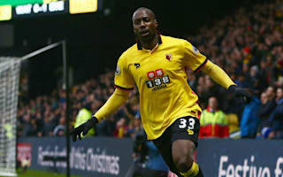 Watford 3 Everton 2: Okaka double adds to Toffees' away-day woes