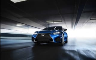 Lexus takes aim at BMW with GS F saloon