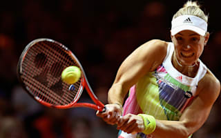 Kerber crashes out in Madrid