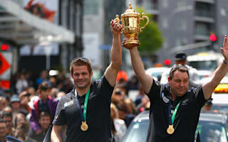McCaw New Zealand's greatest captain - Hansen