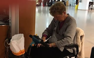 Terminally ill woman stranded as Easyjet won't allow oxygen canister onboard