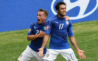 Eder goal ignored because he is not Messi or Ronaldo - Parolo