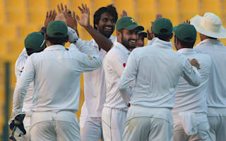 Late wickets put Pakistan back in command