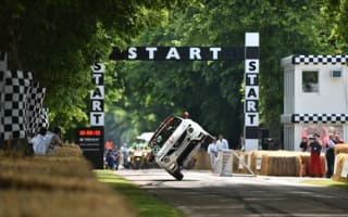 Nissan sets new driving world record at Goodwood Festival of Speed