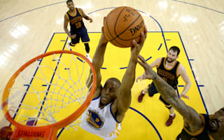 Warriors overpower Cavs in game one of NBA Finals