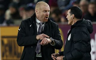 Dyche calls for retrospective bans to eradicate diving