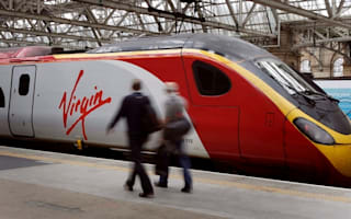 UK weather: Virgin Trains tweets 'all customers to abandon travel'