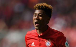 Alaba adamant he did not demand Bayern midfield role