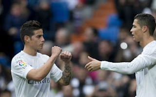 Ronaldo a bad influence on James - Asprilla