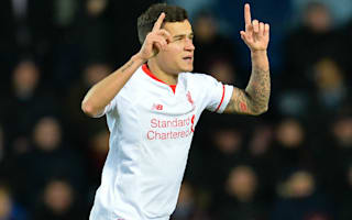 Klopp: Coutinho free-kick one of the smartest in history