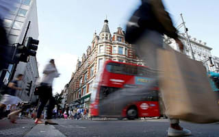 Retail sales rise by 2.3% in April as good weather helps stores