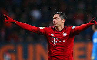 Augsburg 1 Bayern Munich 3: Lewandowski brace stretches Bayern's lead