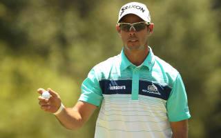 Van Zyl leads South Africa Open