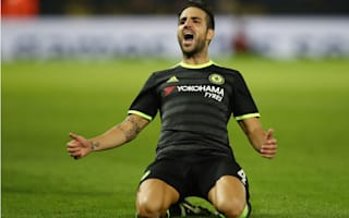 Conte: Too early to discuss Fabregas future