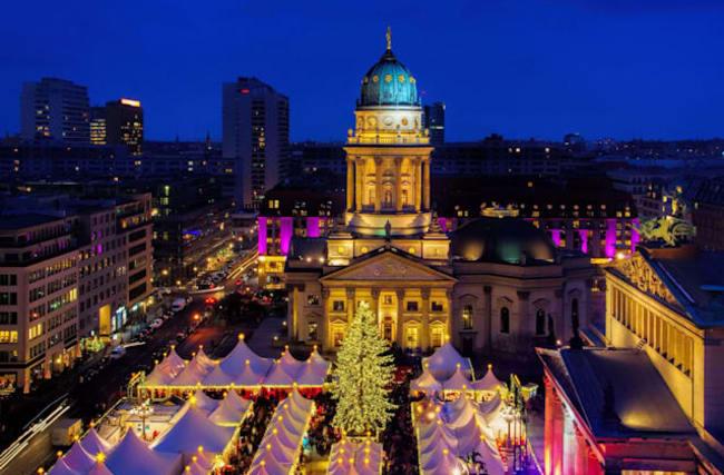 Europe's best Christmas markets 2016