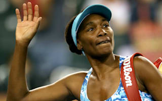 Venus' return to Indian Wells ends in defeat