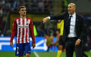 Griezmann plays like Zidane - Lizarazu