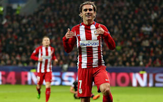 Proud Griezmann eyes more Atletico history