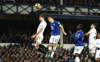 Everton 1 Swansea City 1: Coleman salvages last-gasp point
