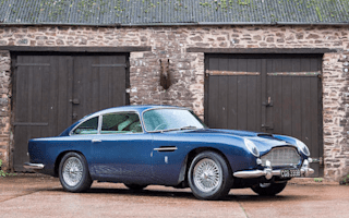 £5m of stunning classic Aston Martins sold at auction