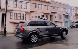Uber ordered to stop testing self-driving cars on San Francisco's roads
