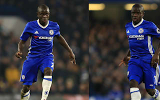 Two N'Golos at Chelsea? Hazard feels like he's playing alongside 'Kante twins'