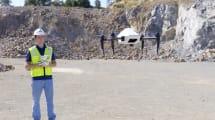 DJI está creando 1.000 drones personalizados para una empresa de construcción