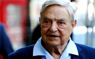 Soros says pound fall after Brexit would be more disruptive than 'Black Wednesday'