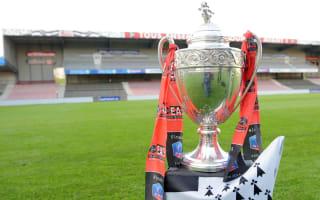 Granville 3 Sarreguemines 1: Hosts book Coupe de France last-16 place