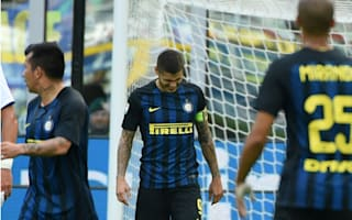 Inter 1 Cagliari 2: Icardi penalty miss proves costly as pressure piles on De Boer