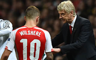 Wenger: Wilshere can become Arsenal manager