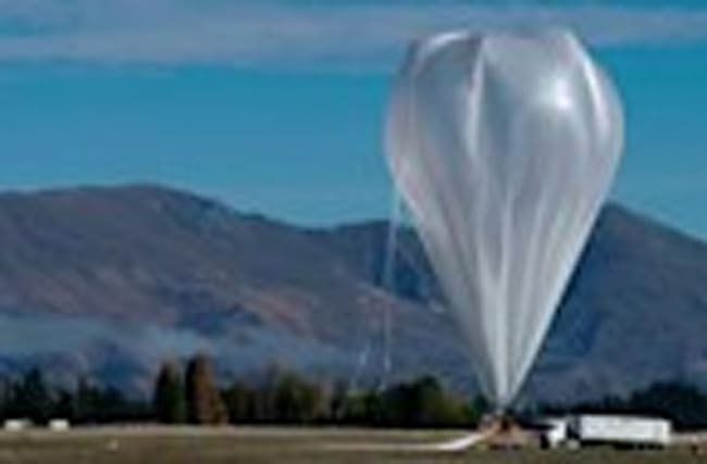 NASA's Super Pressure Balloon lifts off in New Zealand