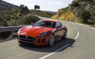 First drive: Jaguar F-Type Coupe