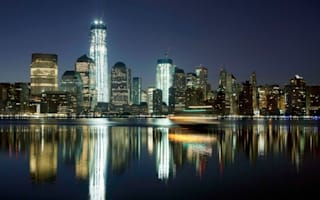 One World Trade Centre to become New York's tallest skyscraper today