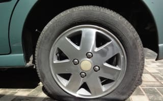 Drivers complacent over spare tyres