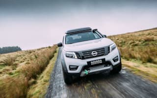 Nissan reveals Navara EnGuard Concept, the 'ultimate all-terrain rescue pick-up'