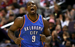 Ibaka traded to Magic for package including Oladipo